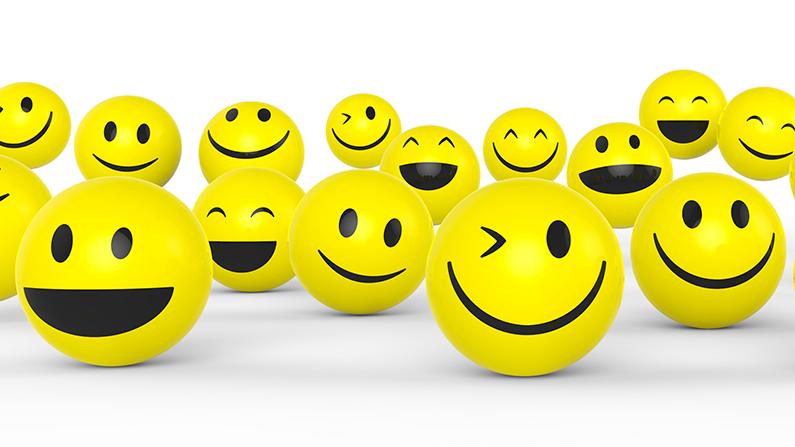 Emojier via datorns tangentbord