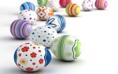 Glad påsk – eller god påsk?