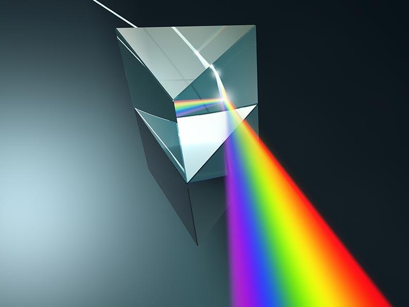 Hur böjs ordet spektrum?