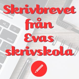 logotyp Skrivbrevet från Evas skrivskola