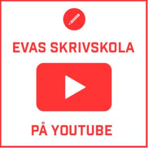 Logotyp till Evas skrivskola på Youtube
